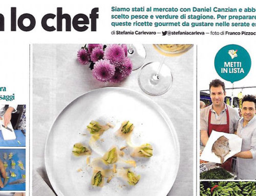 Quest'estate cucina con lo chef: Daniel su Donna Moderna
